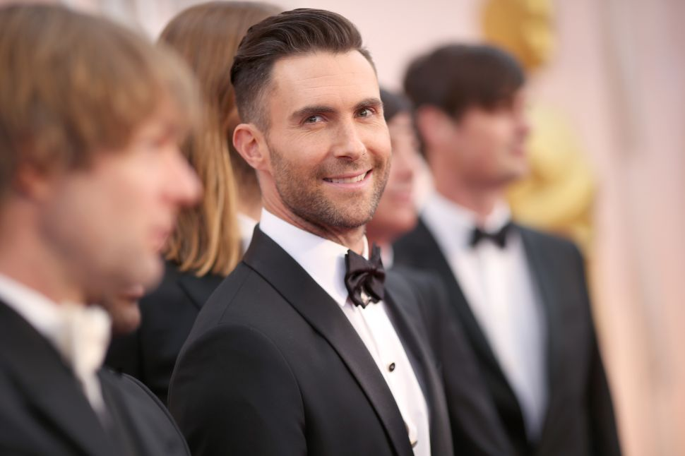 Adam Levine's New Beverly Hills Mansion Has 'Will & Grace' Ties
