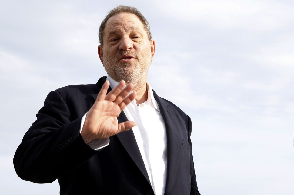The Weinstein Co. Sale Is Officially Off