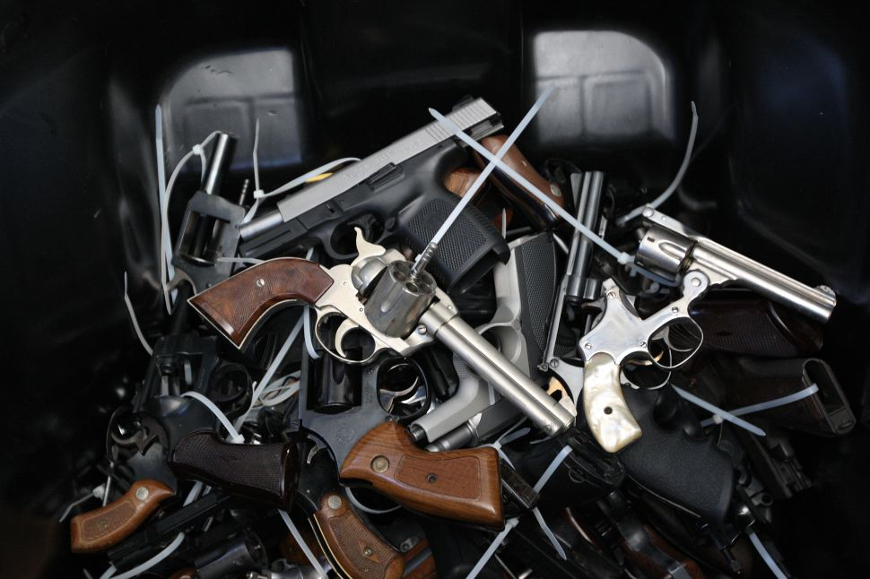 Why Mandatory Firearm Insurance Could Be a Hugely Powerful Gun Control Play