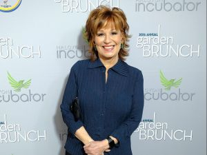 Joy Behar is finished with one of her Upper West Side abodes.