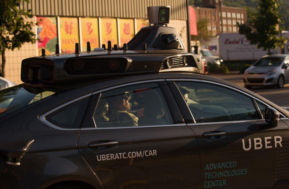Uber Self-Driving Car Death Could Make Congress Speed Up Safety Legislation