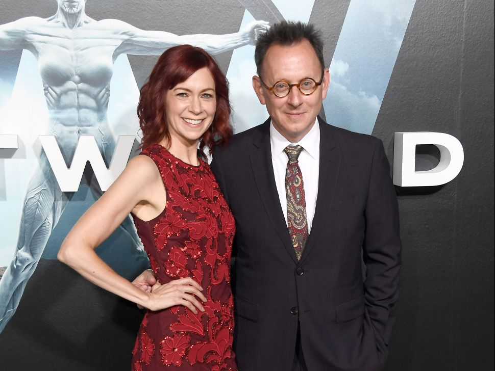 Michael Emerson and Carrie Preston Are Leaving West Hollywood