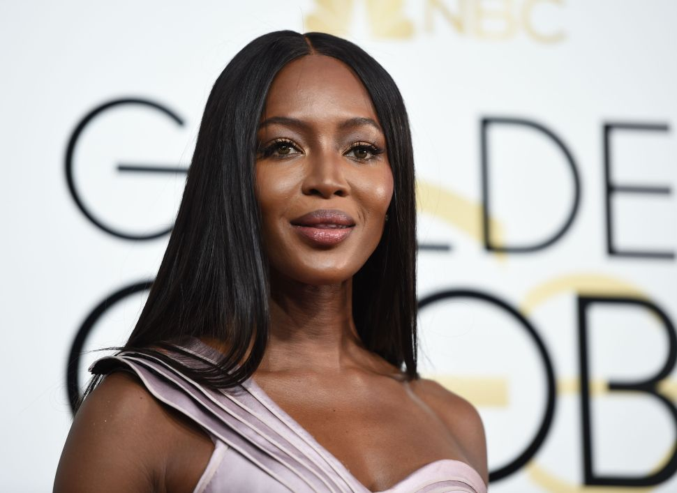 Naomi Campbell Might Make a Big Penthouse Purchase