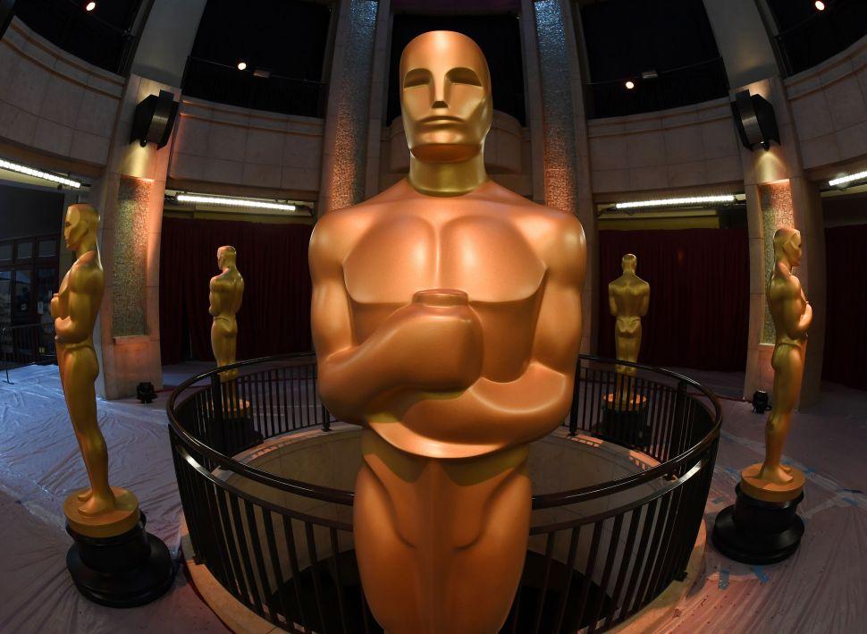 Oscars 2018: Complete List of Winners