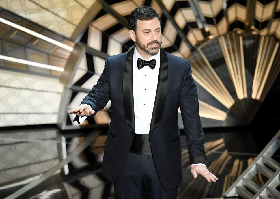 Watch Jimmy Kimmel's Opening Monologue From the Oscars