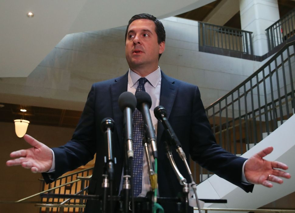 Devin Nunes Is Being Investigated Over 3 Possibly Illegal Campaign Donations