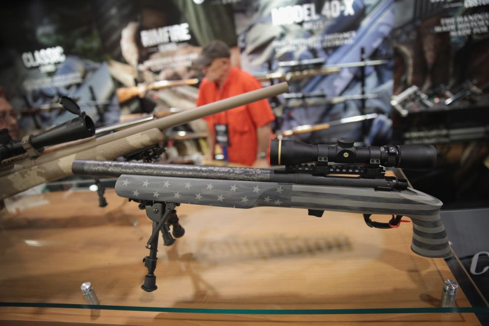 Forget MAGA: Trump Made America's Oldest Gun Company Go Bankrupt