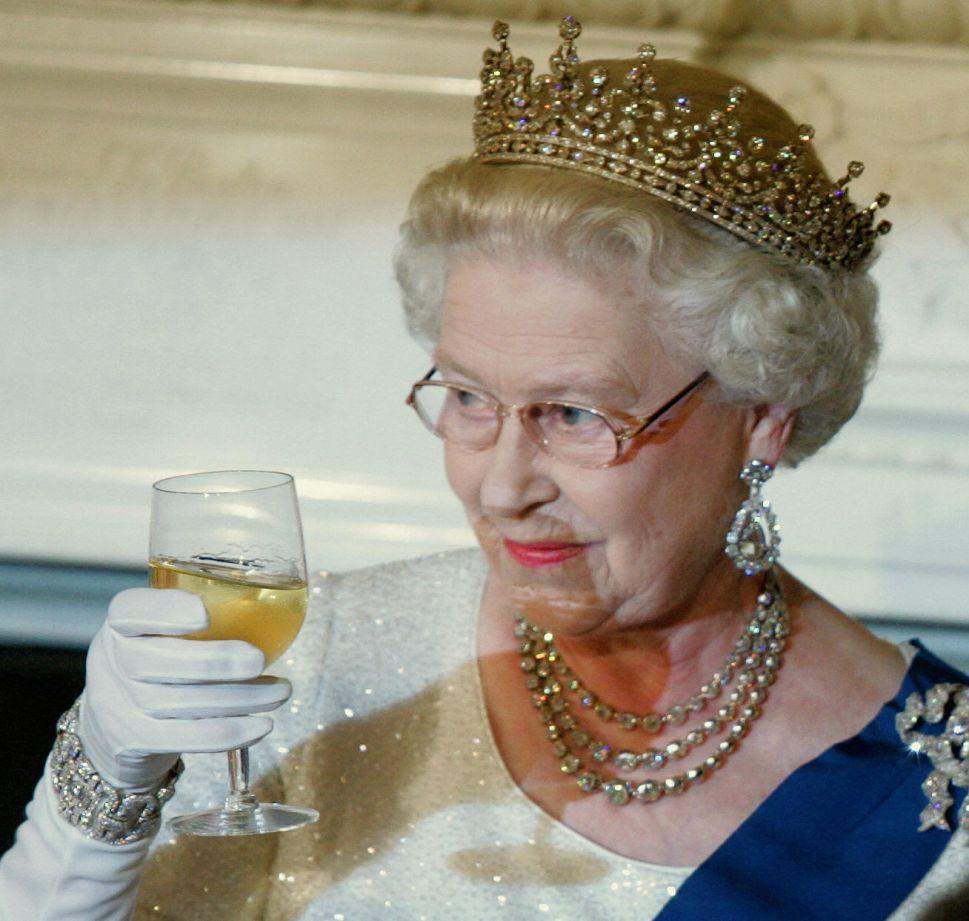 Don't Trust Queen Elizabeth After a Few Cocktails