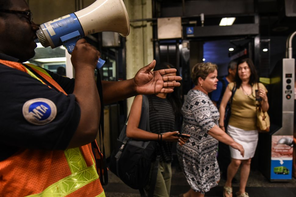 Think the Subways Are Bad Now? MTA Warns That City Hall Could Make Trains Even Worse