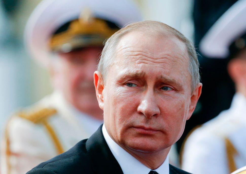 Putin's Re-Election Ensures 6 More Years of Rocky Relations