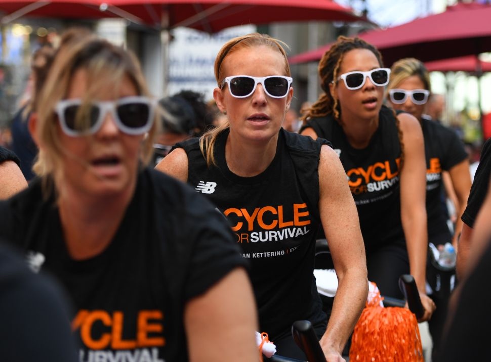 Cycle for Survival Is More Than Just Another Spiritual Spin Class