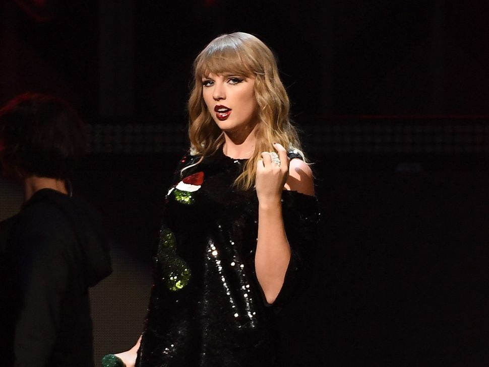 Taylor Swift Would Like to Be Excluded From the Narrative of This Lawsuit
