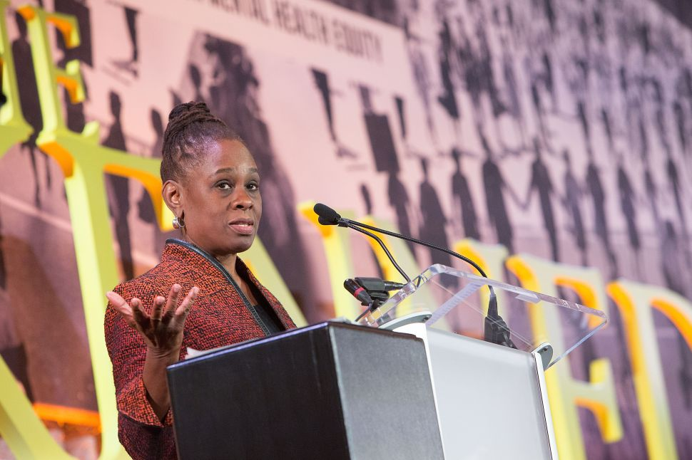 NYC First Lady Chirlane McCray Discusses 2021 Political Ambitions