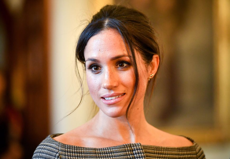 Meghan Markle Might Choose a Canadian Socialite as Her Maid of Honor
