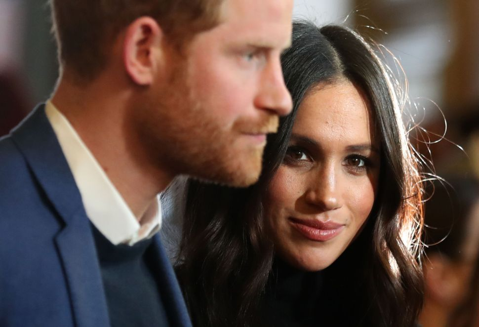 Meghan Markle Underwent a Staged Kidnapping to Prep for Royal Life