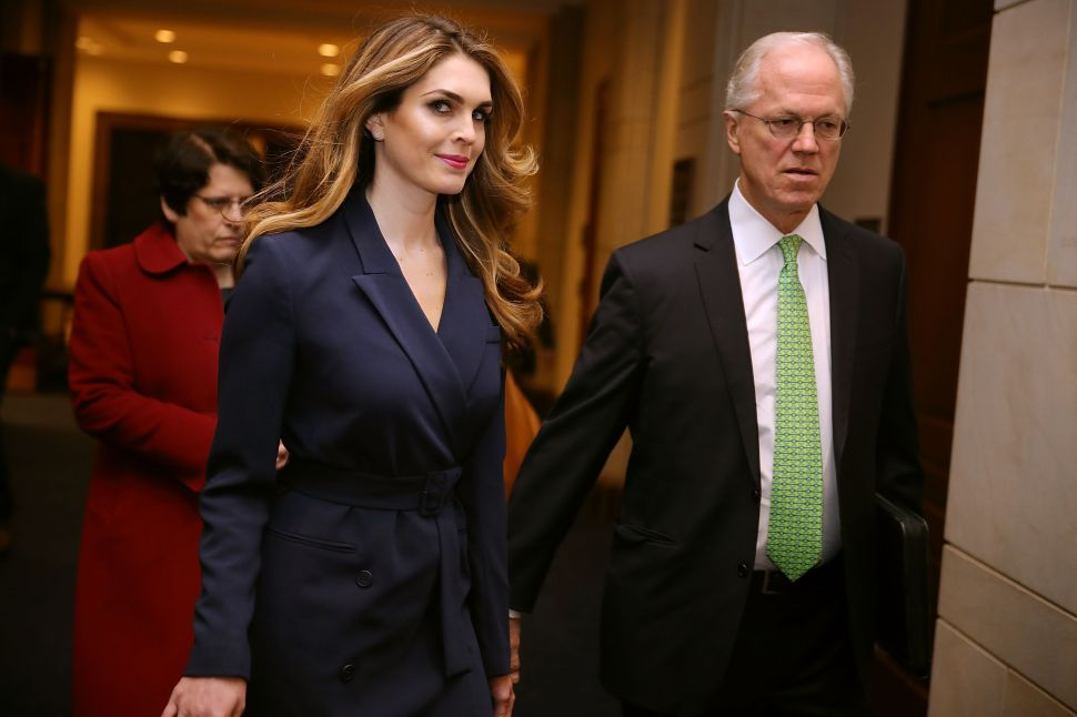 The 4 Most Explosive Takeaways From NY Mag's Hope Hicks Exposé