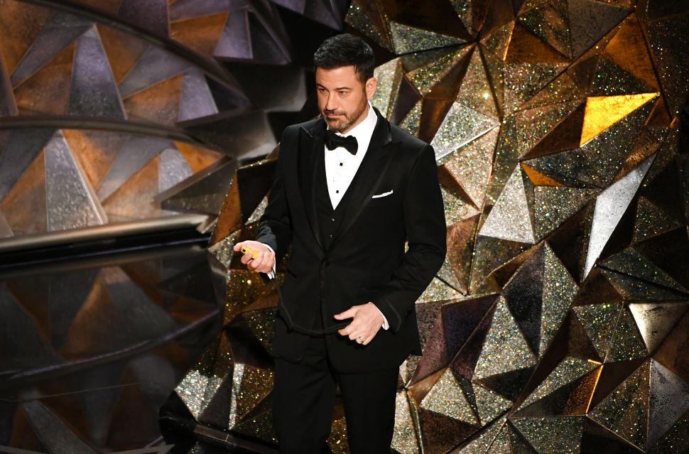 Jimmy Kimmel—Not the Host We Wanted, But Maybe the Host We Needed