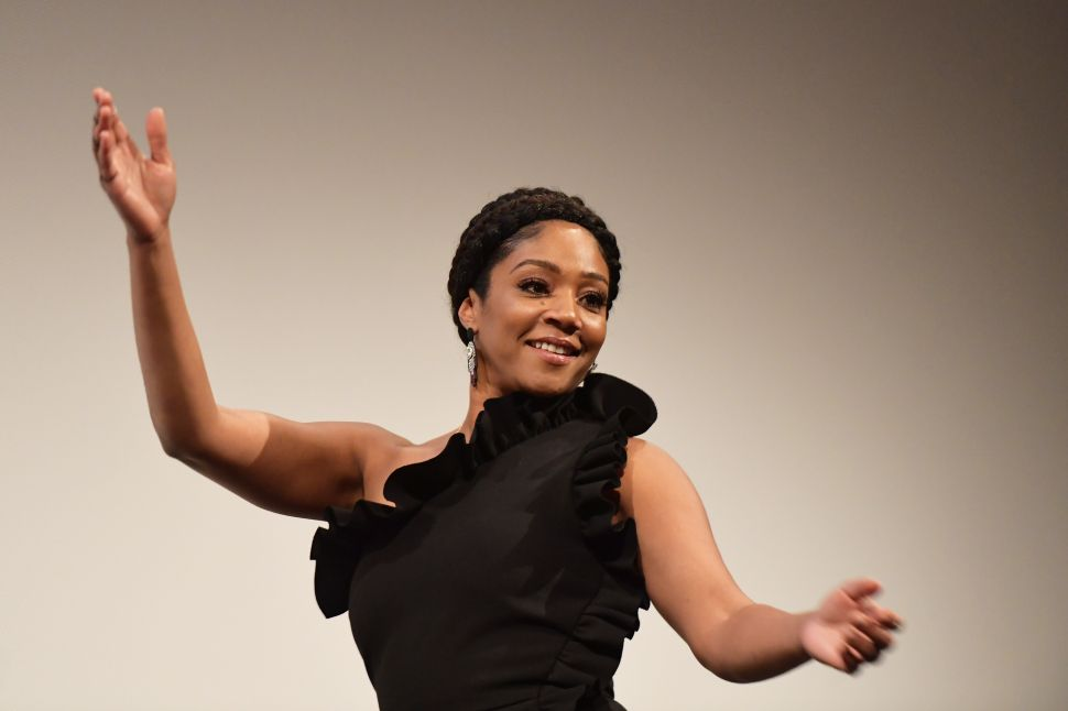 Tiffany Haddish Wants to Host the 2019 Oscars and the Academy Should Let Her