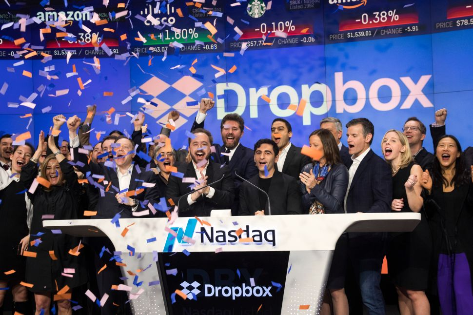 Will Dropbox's Post-IPO Growth Cost Its Consumer Users?