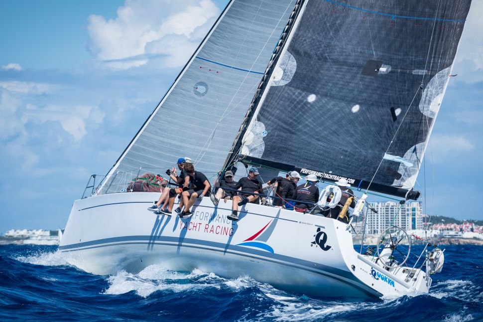As the Caribbean Rebuilds, a Yacht Race Helps St. Maarten Reopen for Tourism