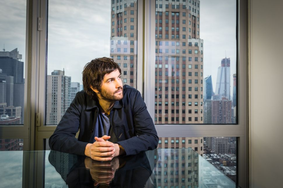 A Conversation With Jim Sturgess About the End of the World