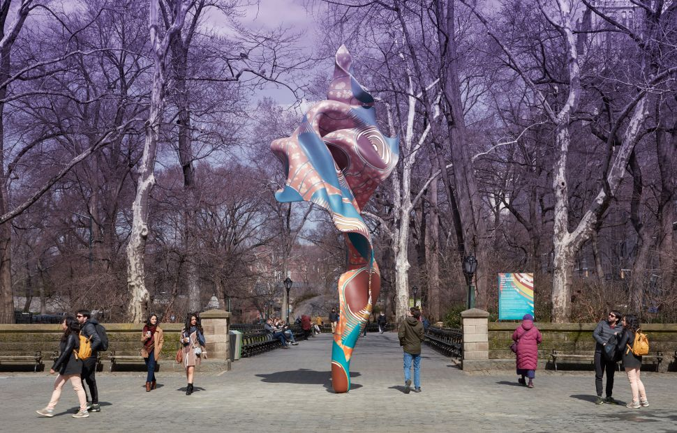 The Best Public Art Opening in New York City This Spring