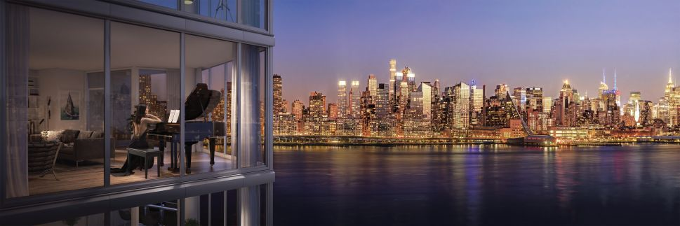 These Luxury Condos Have Buyers Rethinking New Jersey