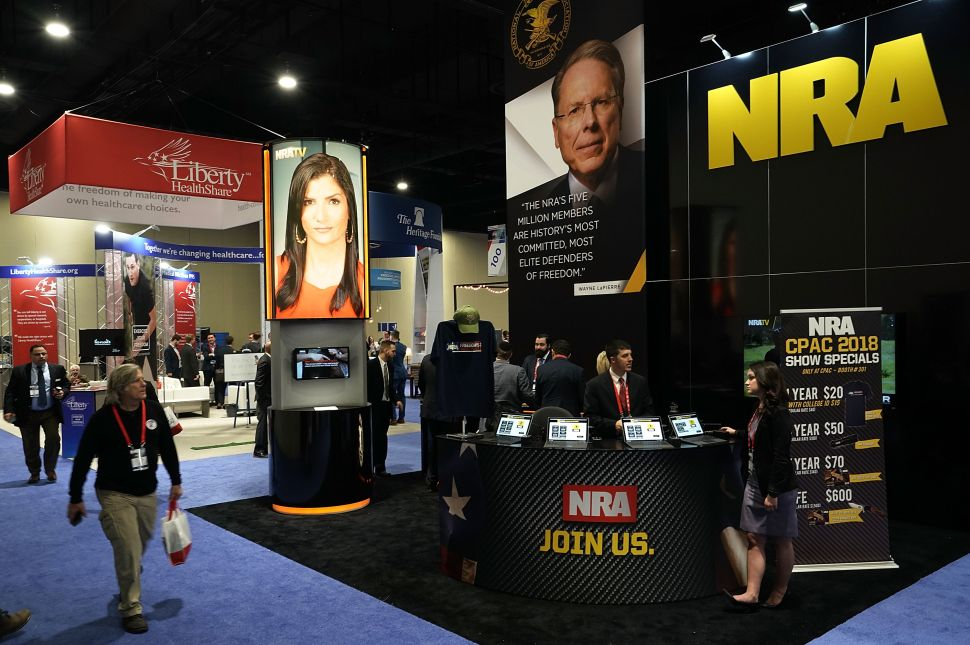 NJ Politics Digest: Determining Which Groups in the State Get NRA Grants