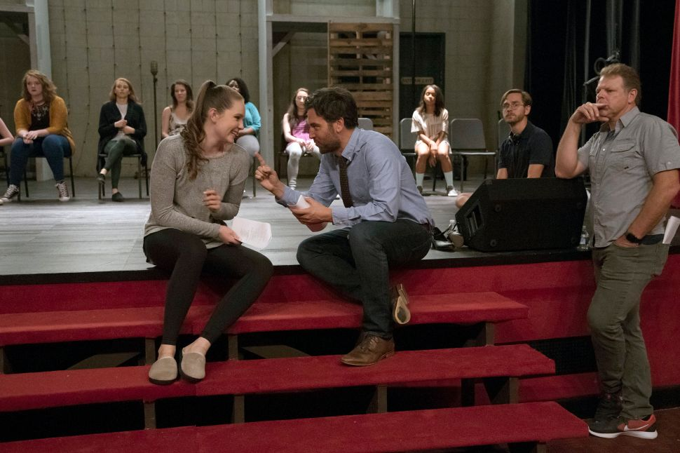 Josh Radnor Promises His New 'Rise' Character Is Nothing Like Ted Mosby