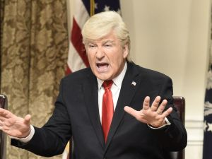 Alec Baldwin Donald Trump Saturday Night Live