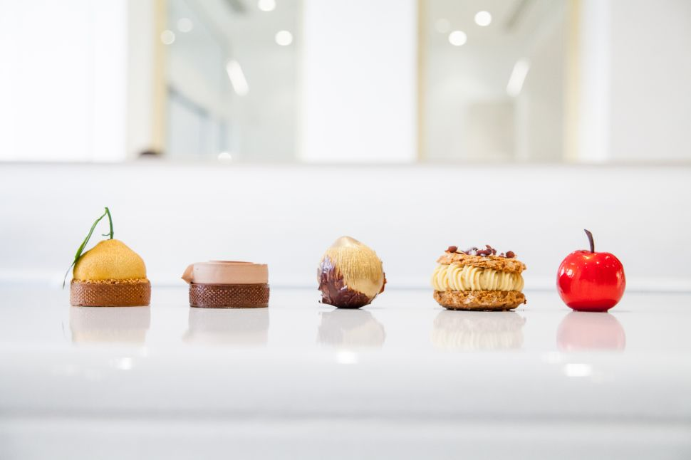 Paris Pastry Shops Revive the Classics With Life-Like Fruit and Surreal Sweets