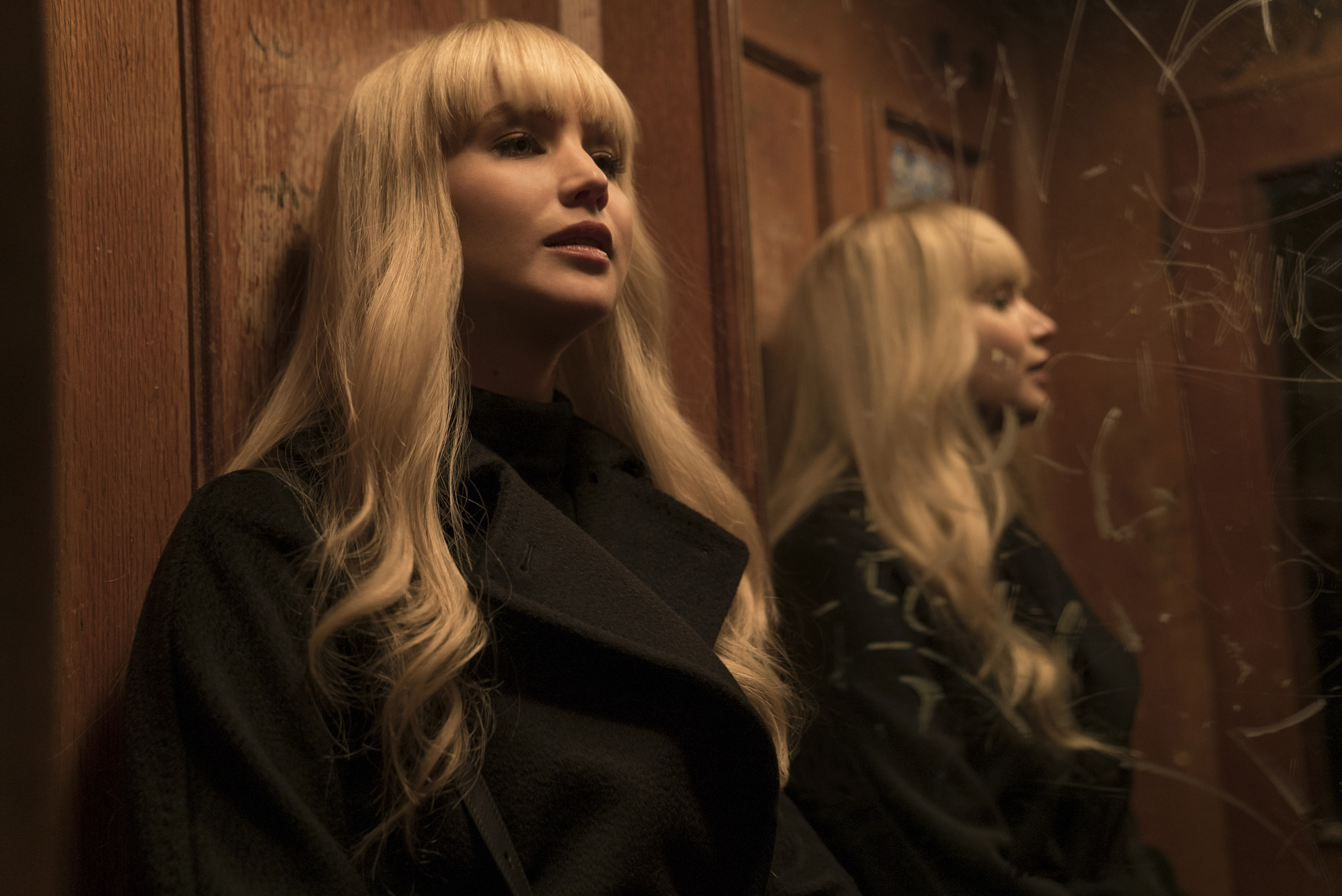 Review: Jennifer Lawrence and Joel Edgerton Fizzle in 'Red Sparrow'