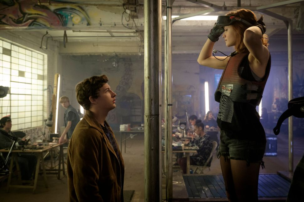 What Are Critics Saying About 'Ready Player One'?