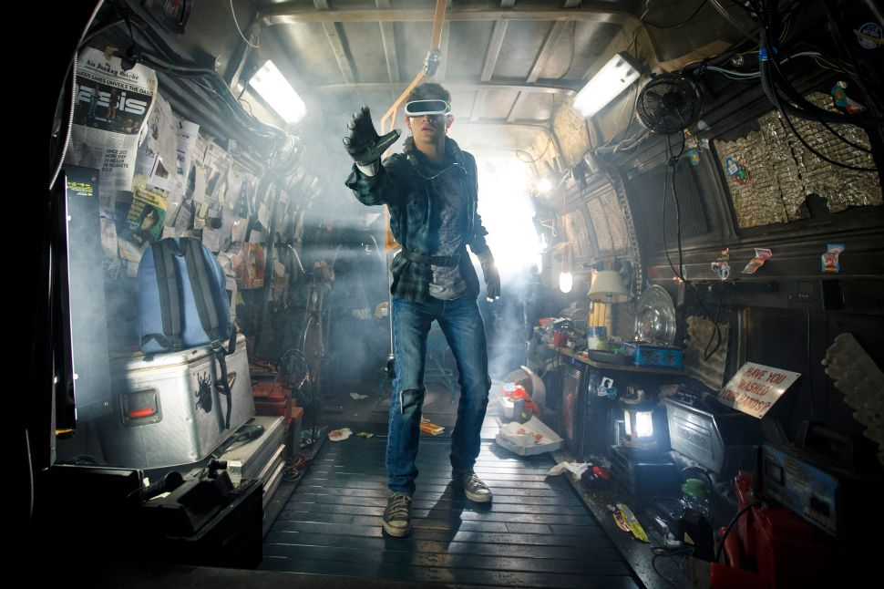 Steven Spielberg's 'Ready Player One' Could Be a Box Office Dud
