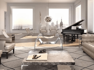 432 Park Avenue was built to attract ultra wealthy buyers.