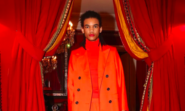 Why Emerging Designer Dumitrascu is the Talk of Paris Fashion Week