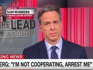 CNN's Jake Tapper speaks to Sam Nunberg.