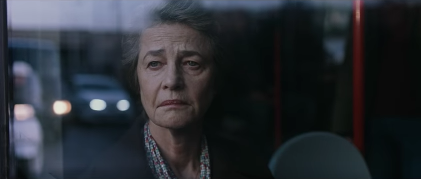 'Hannah' Leaves the Great Charlotte Rampling to Do Everything on Her Own