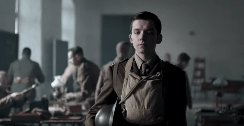 'Journey's End' Has Too Much Talk, Too Little Impact