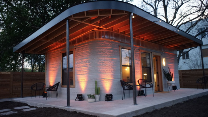 The Future of Housing Is Here and It Will Be 3D Printed—on Earth and Mars