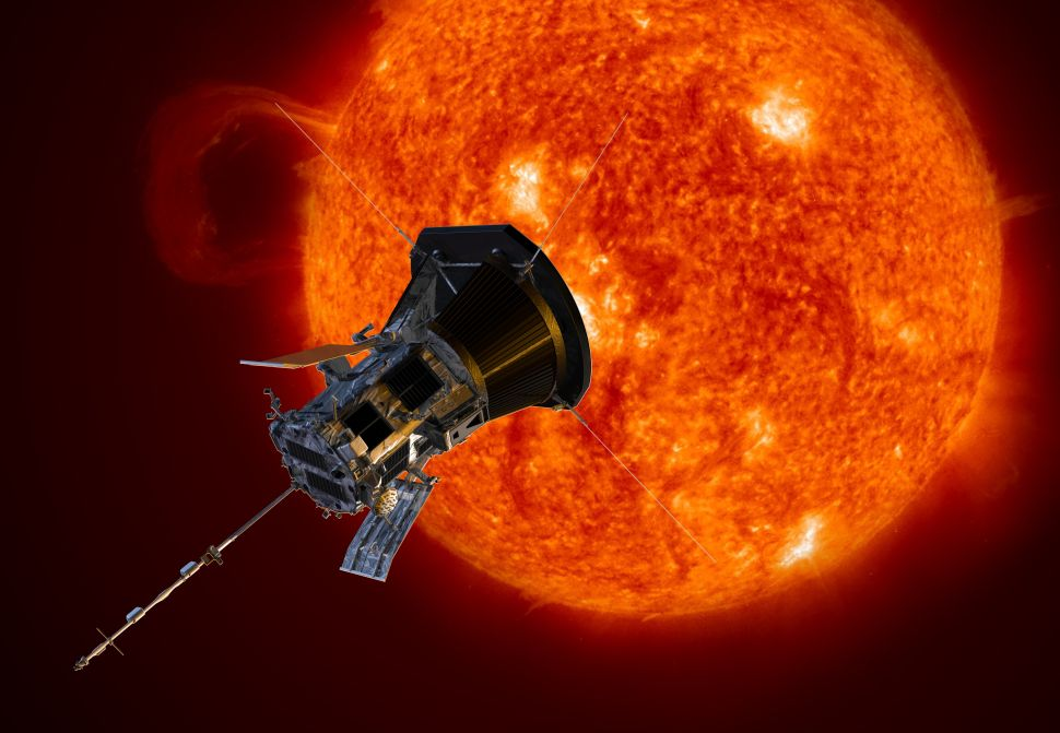 You Can Now Send Your Signature to the Sun
