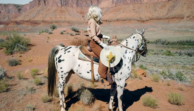 Anja Niemi, The Imaginary Cowboy.