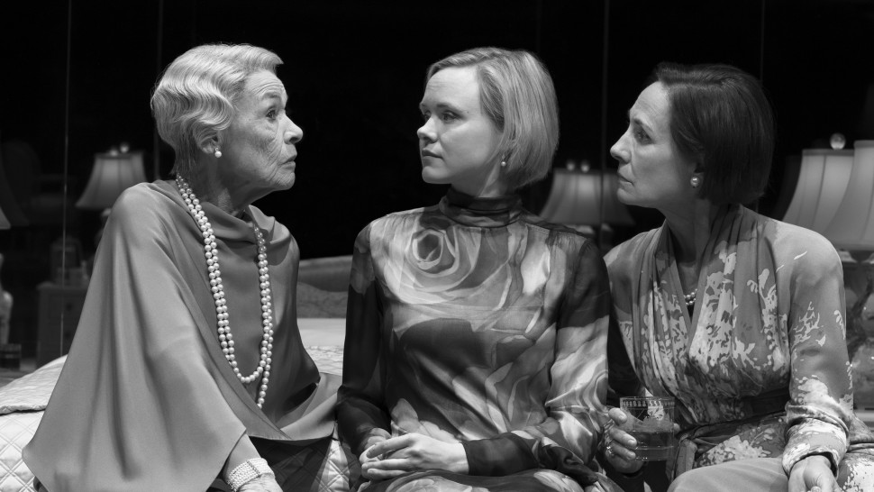 'Three Tall Women' Sets the Benchmark for Broadway in 2018