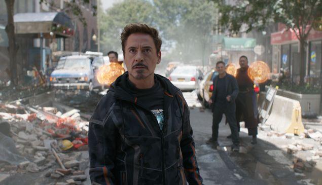 Marvel Recast Robert Downey Jr Iron Man