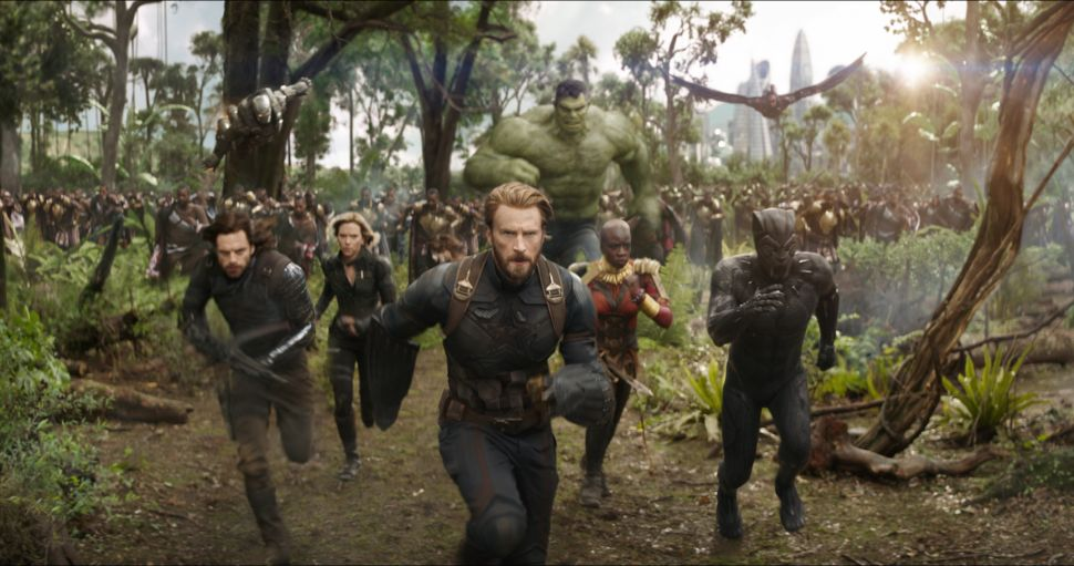 Marvel Shot Caller Kevin Feige Teases a 'Finality' to 'Avengers: Infinity War'