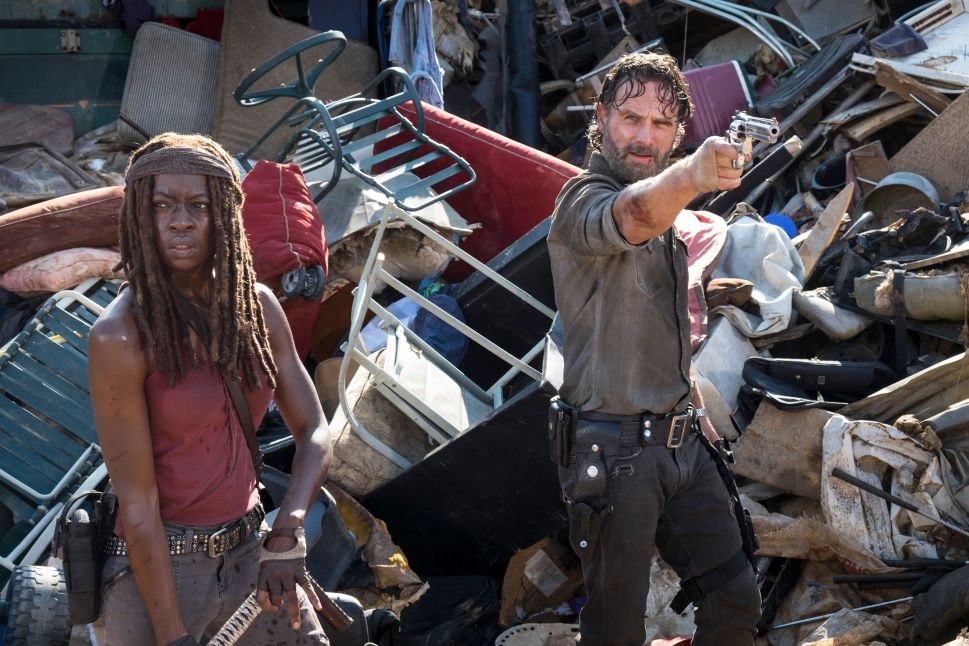 'The Walking Dead' Is Dying in the Ratings