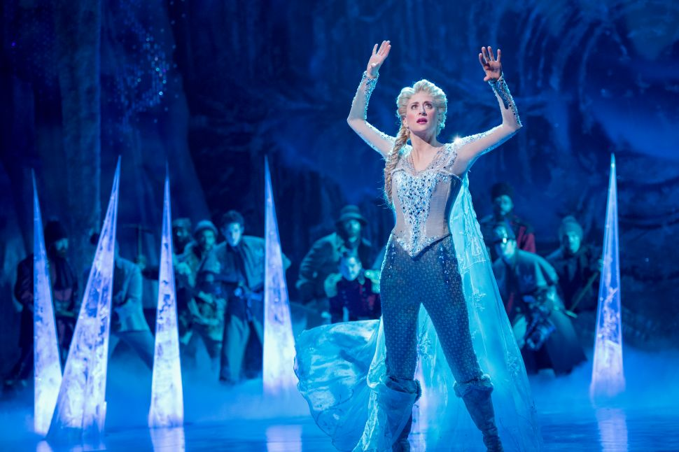 Star-Studded Cast Explains How 'Frozen' Broke the Broadway Mold