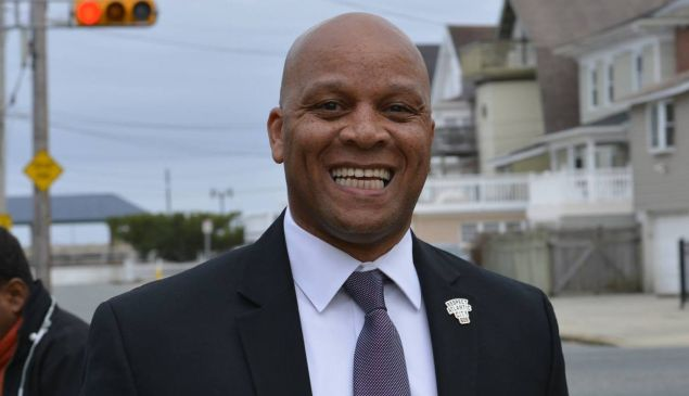 Atlantic City Mayor Frank Gilliam