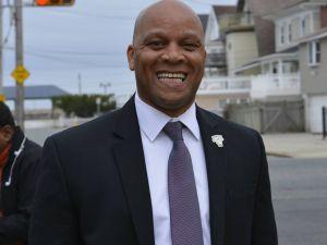Atlantic City Mayor Frank Gilliam