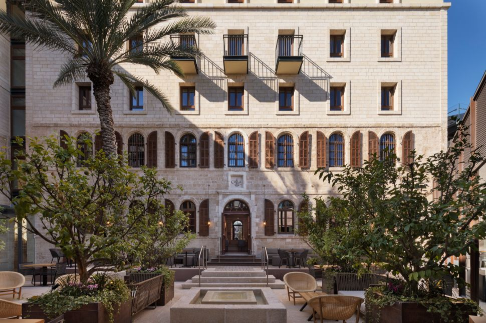 How a 12th-Century Fortress Became Israel's Newest Luxury Hotel